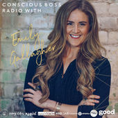 Interview on Conscious Boss Radio with Emily Gallagher:  Click  HERE  to listen