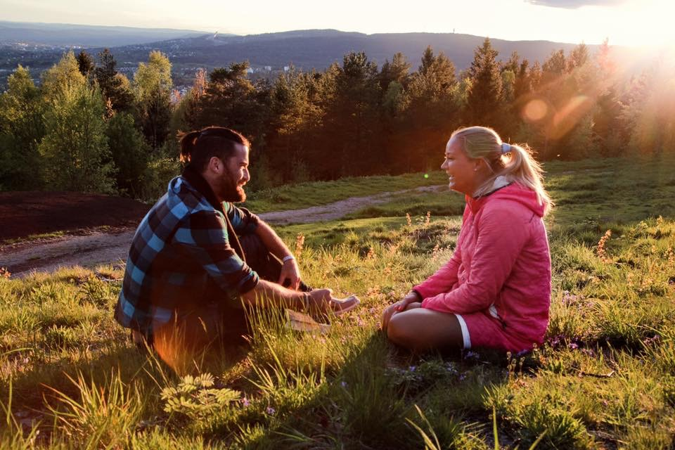 Adventurous Coaching in the wilds of Norway