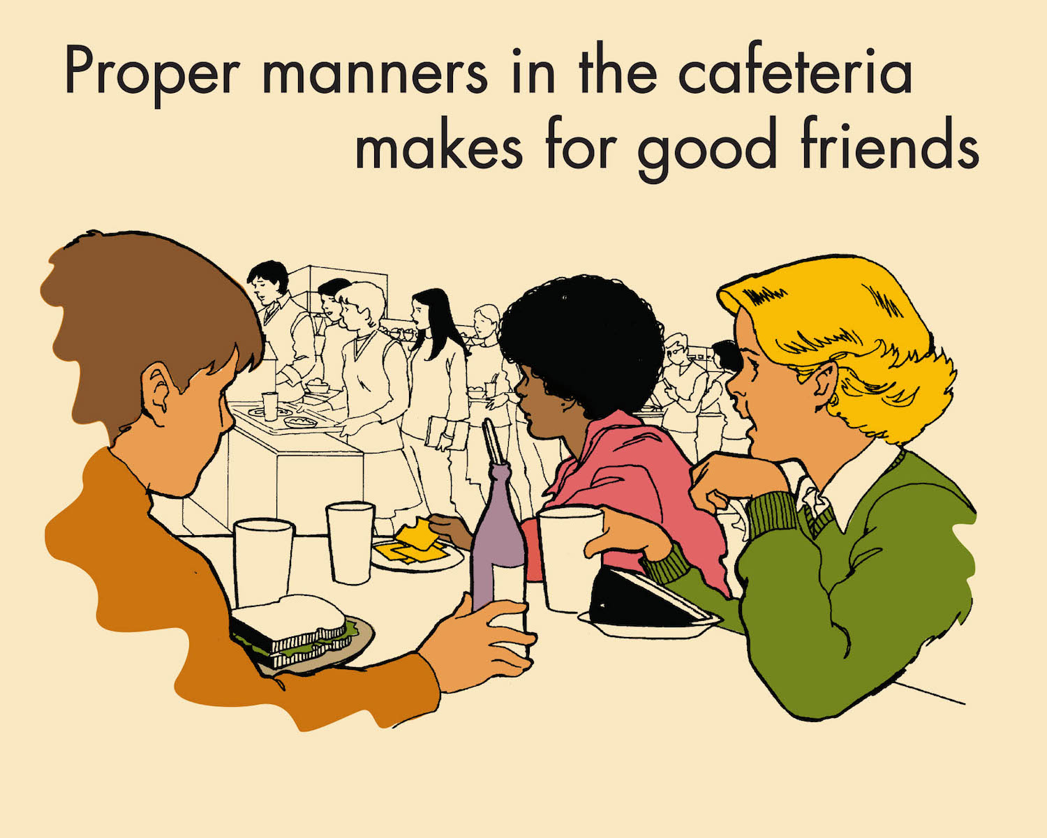 70s CAFETERIA poster.jpg