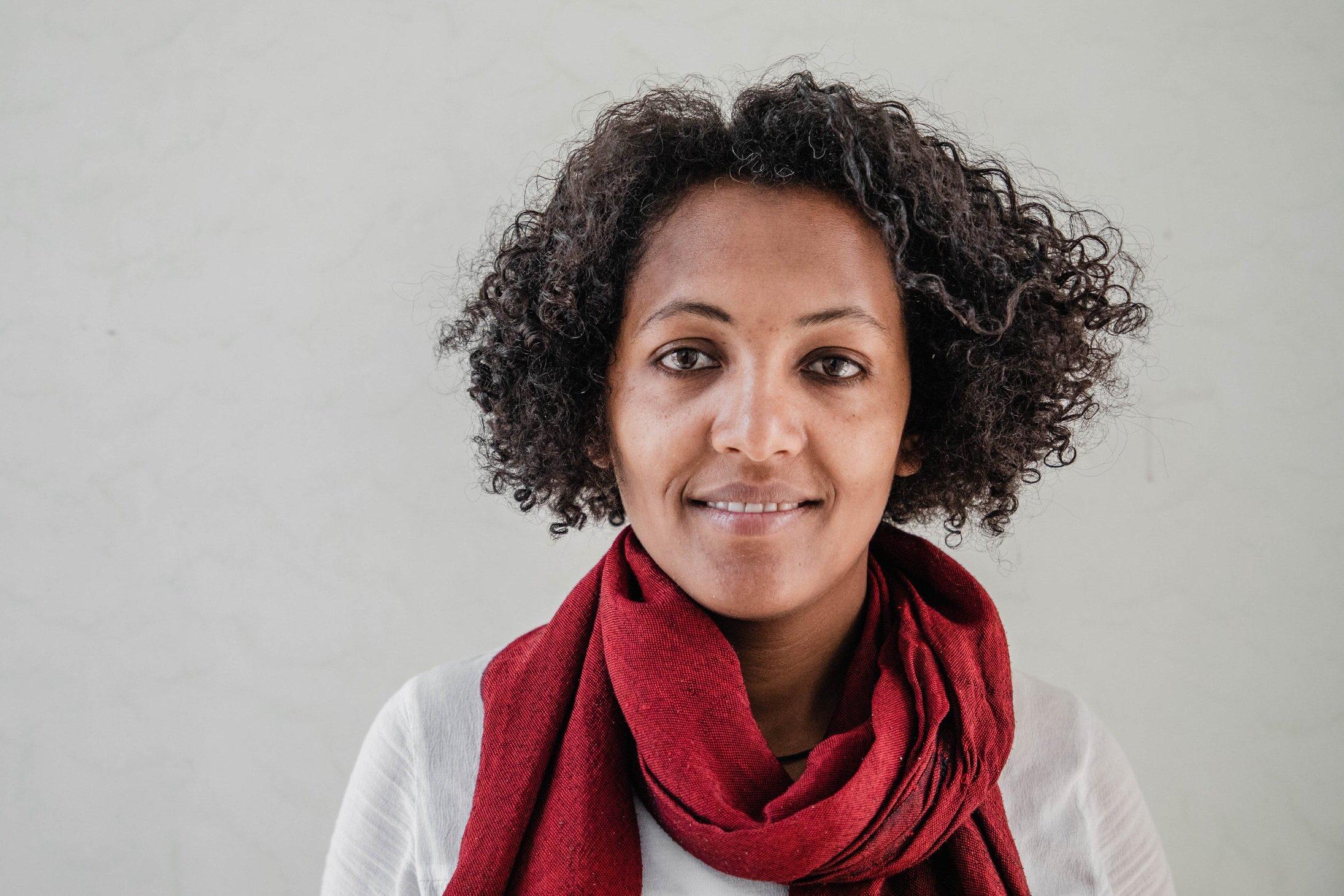 Egsegenet Mulugeta, Psychosocial Team Leader