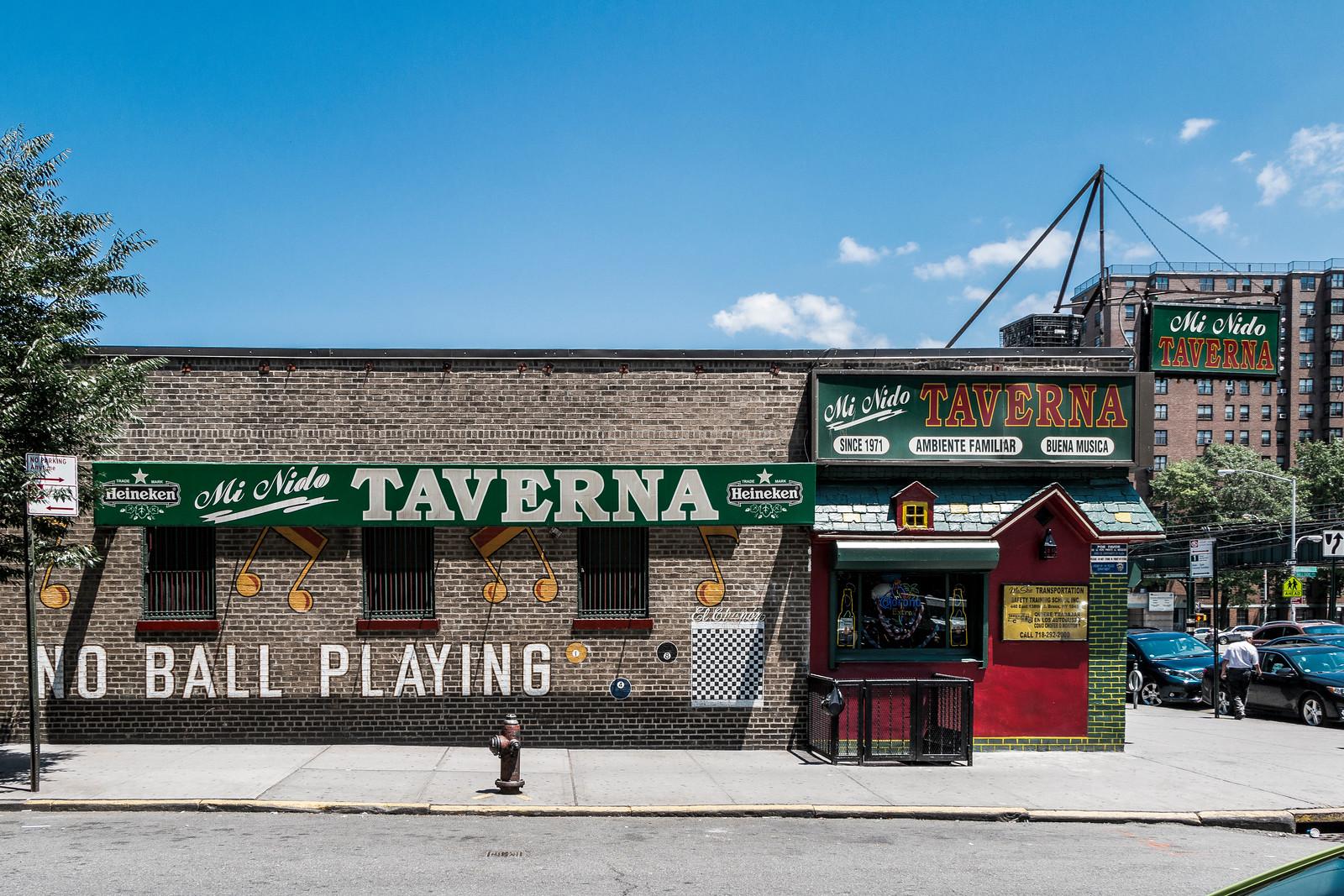 Mi Nido Taverna