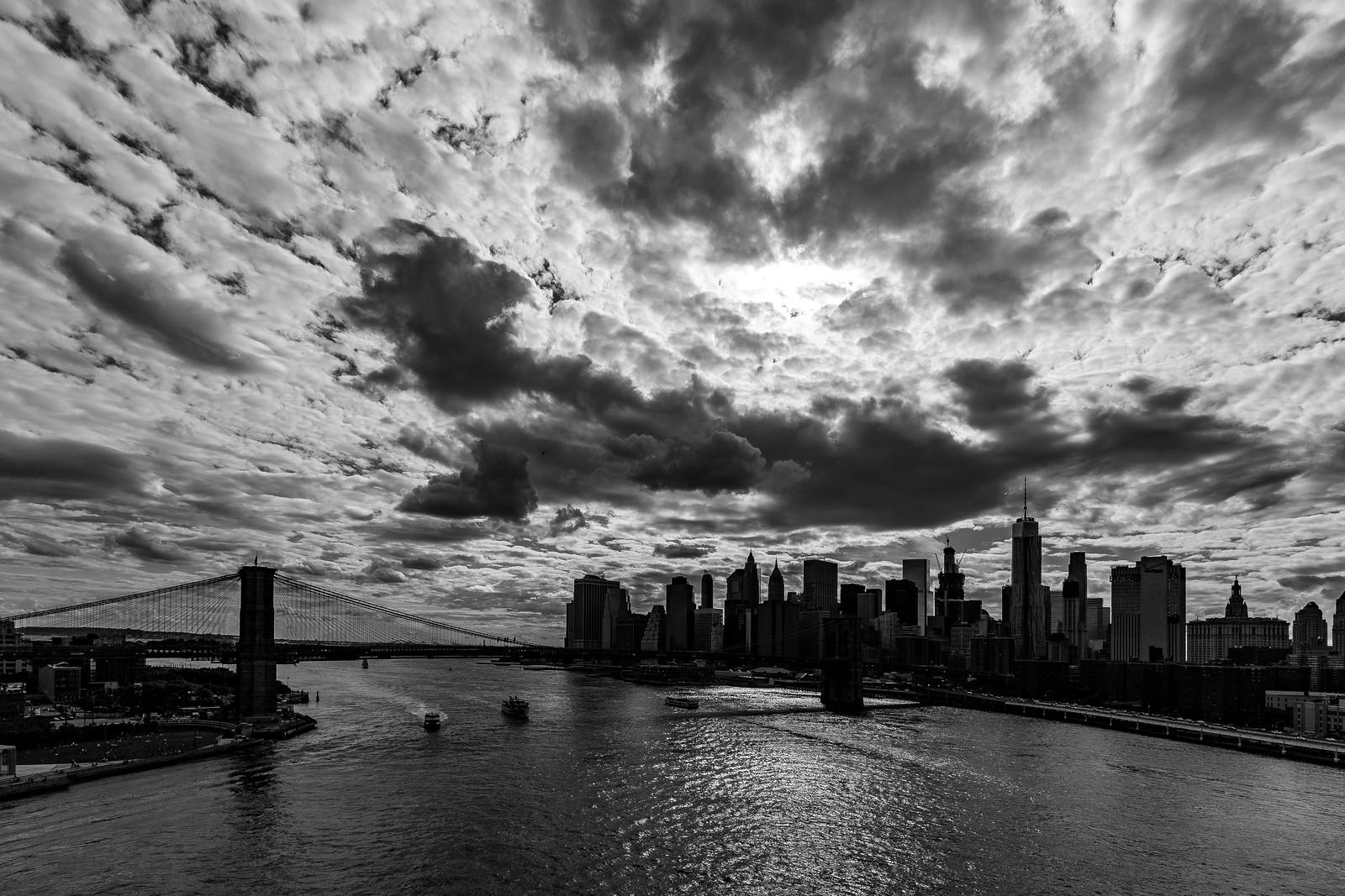 Manhattan Bridge - NYC
