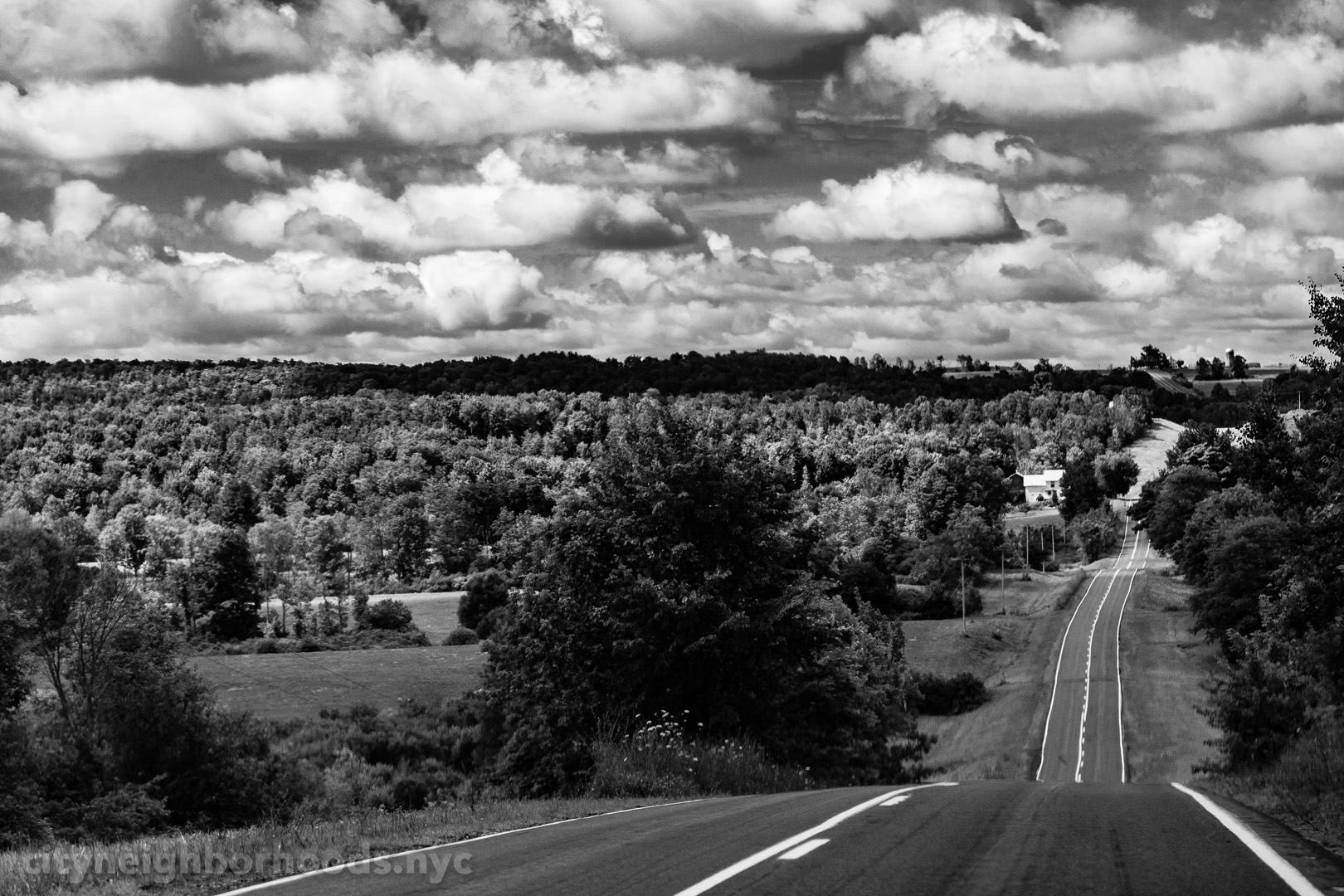 Corbin Hill Road