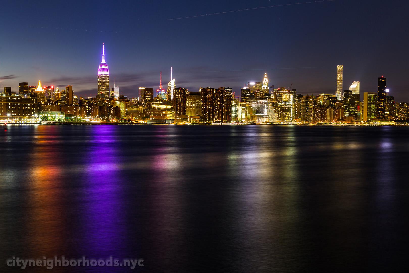 From N5 Street Pier - Williamsburg - Brooklyn - NYC