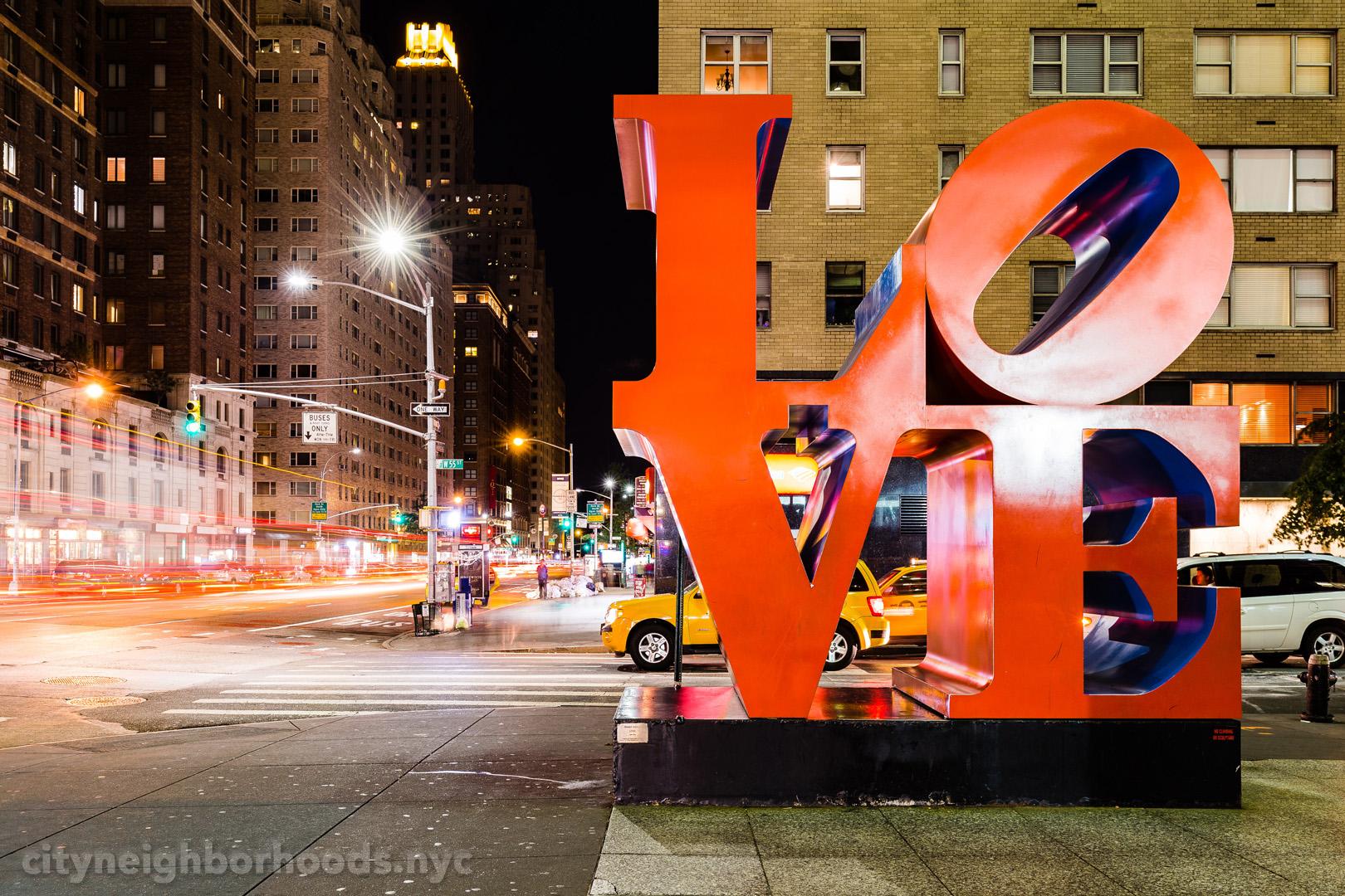 Love - Midtown Manhattan