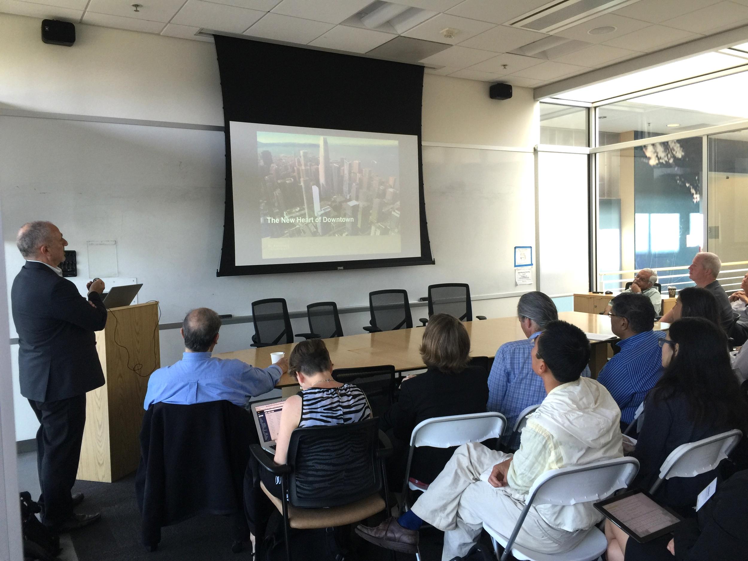 John Rahaim on the Transit Center District Plan
