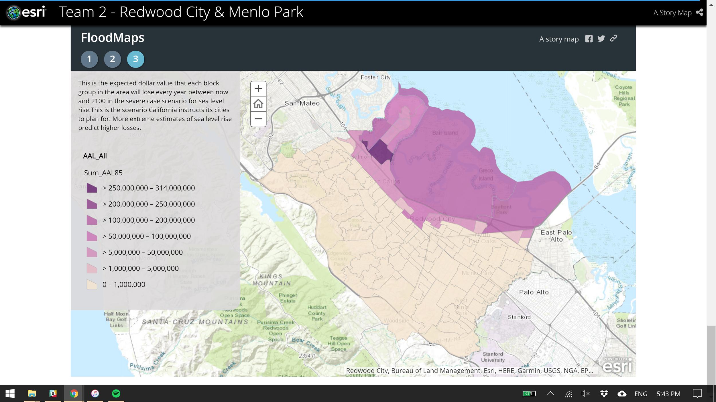 Team 2: Redwood City & Menlo Park