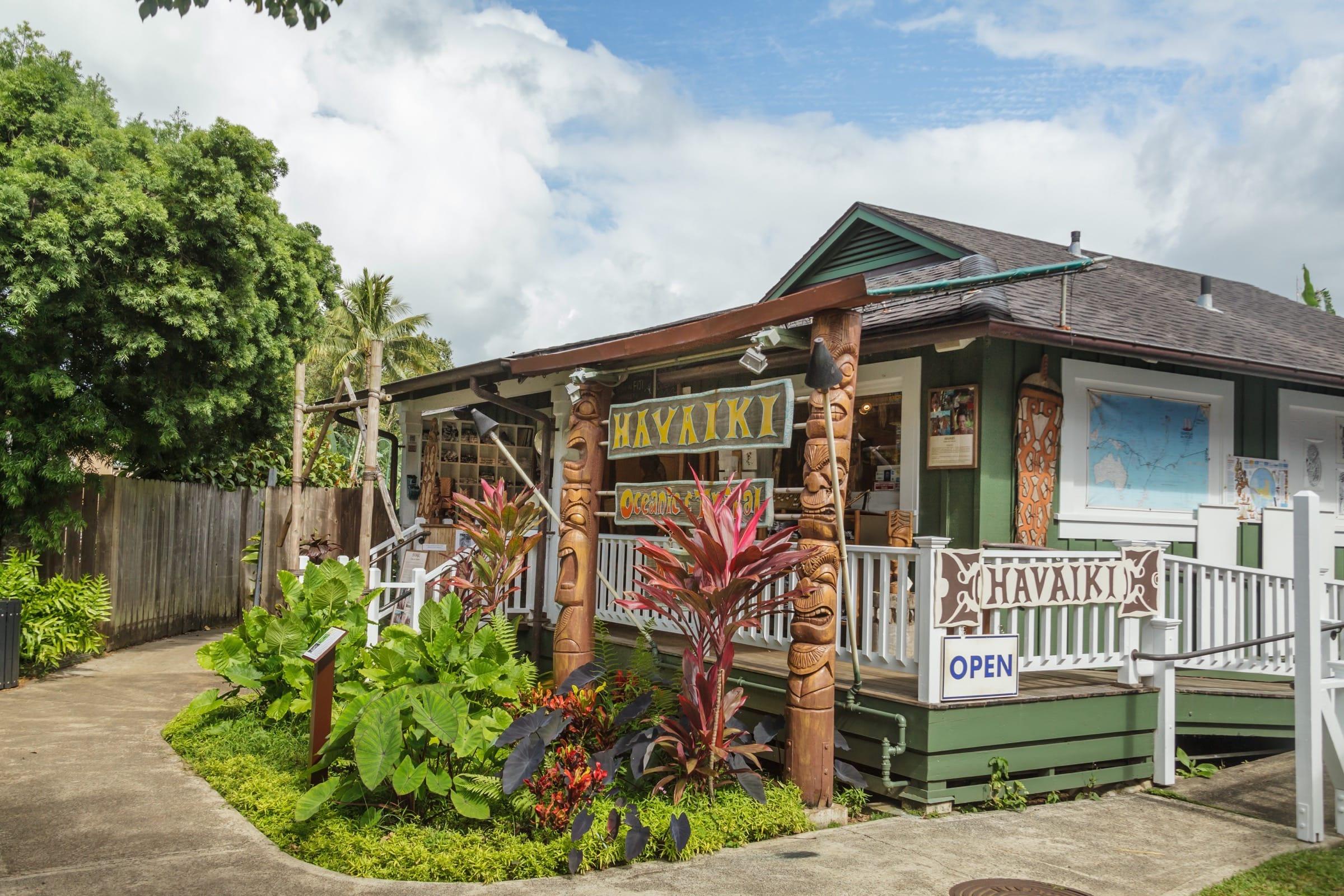 Havaiki Tribal and Oceanic Art