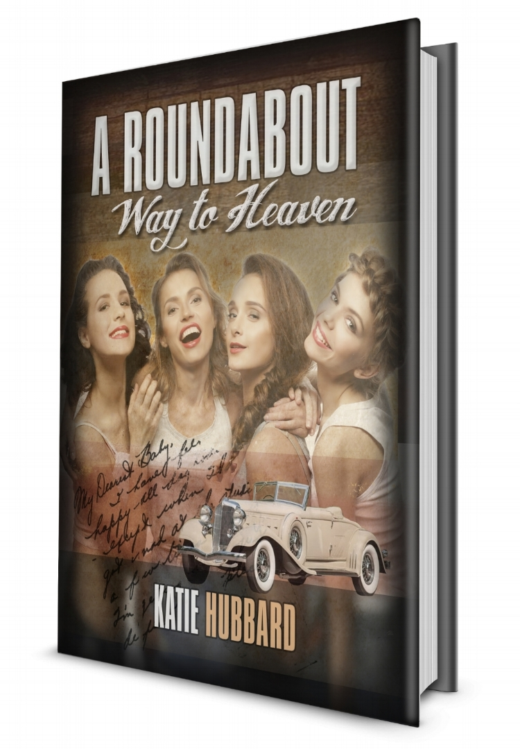 "A Roundabout Way To Heaven - ( Book 1 of the series )""Daughters, by the time you read this, I'll be long gone on the train to Atlantic City…""The great financial crash of 1929 created unprecedented pandemonium; men abandoned their families, emotional breakdowns put a strain on sanitarium beds and suicides increased.Without their parents and with scant resources, four beautiful teenage sisters rode out the tumultuous 1930s in the small southern town of Apple Springs.Stella – fierce, protective and opinionated, assumed the role of caretaker. Dixie - contemplative, analytical and strategic, became the family's problem solver. Pearlene – hopeful, impulsive and zany, created desperately needed laughter. And Tallulah, the youngest, innocent and vulnerable until a wealthy benefactor silently torments her with a pernicious secret that greatly aids her sisters.The town's clandestine society of jealous gossipmongers is determined to root out all forms of debauchery in their beloved town. They make the gorgeous Fanning sisters their #1 target. However, throughout the course of their self-appointed investigation, they are stunned to discover scandalous promiscuity in their own church.But the heinous controversy that has yet to be uncovered has the power to shatter and obliterate the lives of many unsuspecting townspeople."