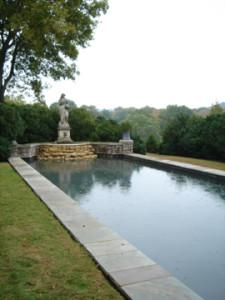 Reflection Pool at Cheekwood