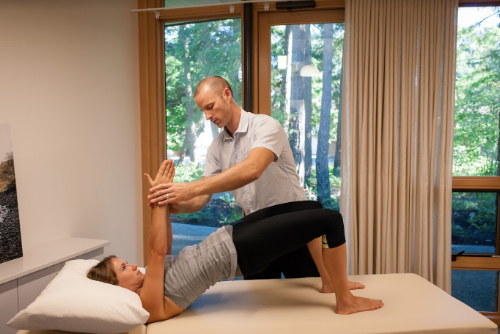 Curtis Tait, Accelerated Motion Physiotherapy