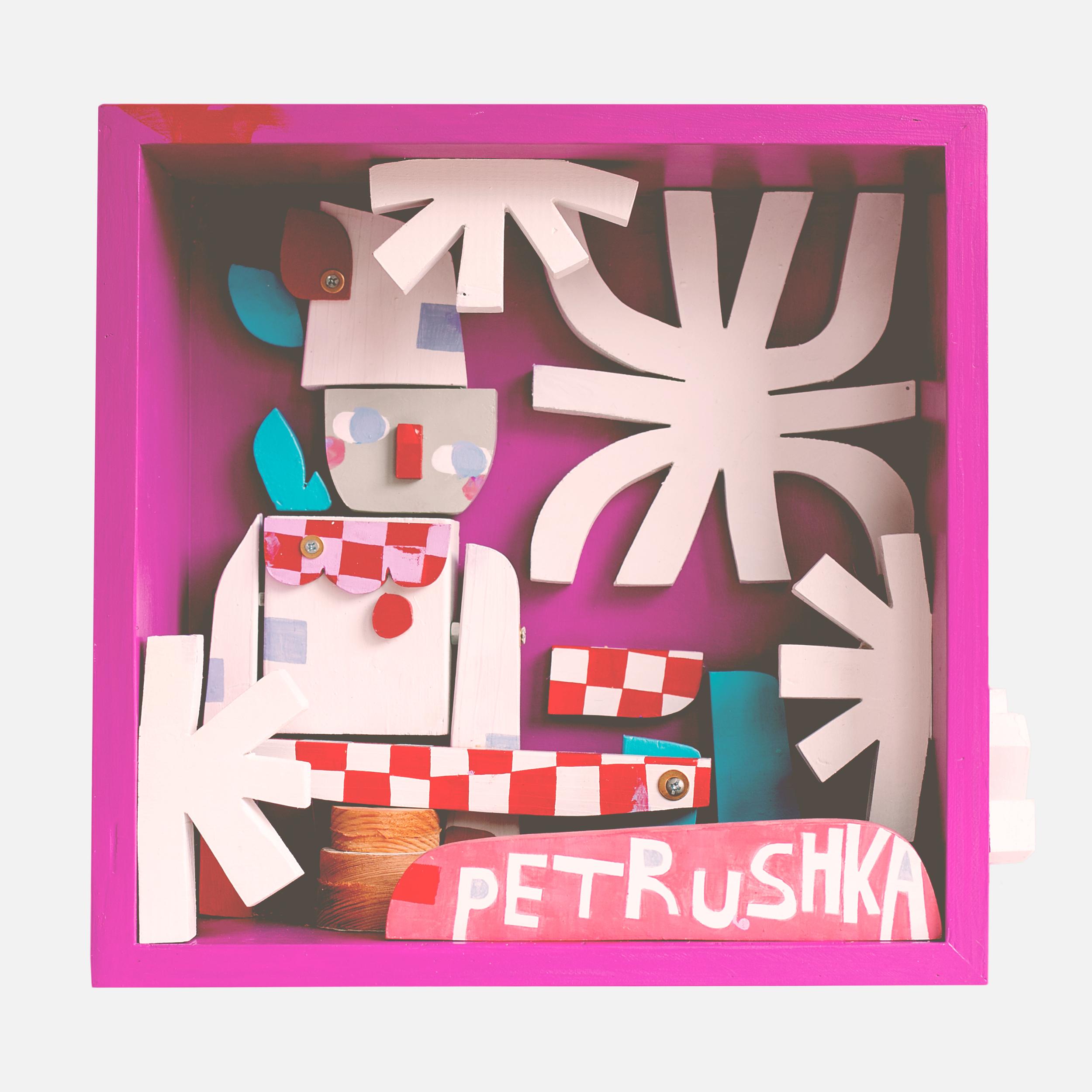 Petruschka, Richmond Symphony 2016