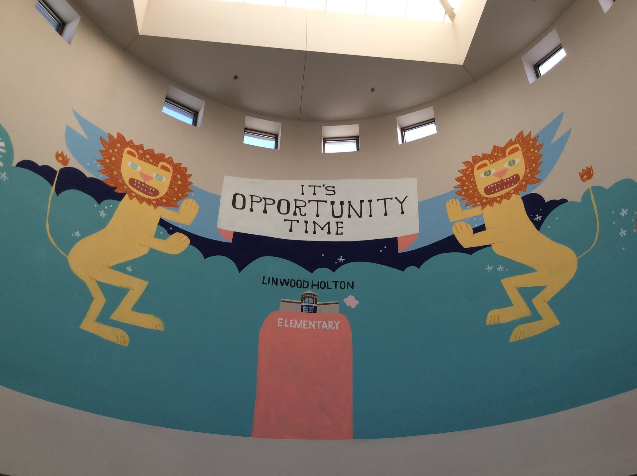 Linwood Holton Elementary, 2016