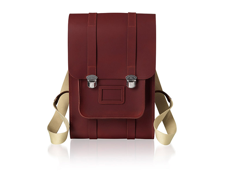 Brown Expedition Backpack  WAS $325 NOW $234