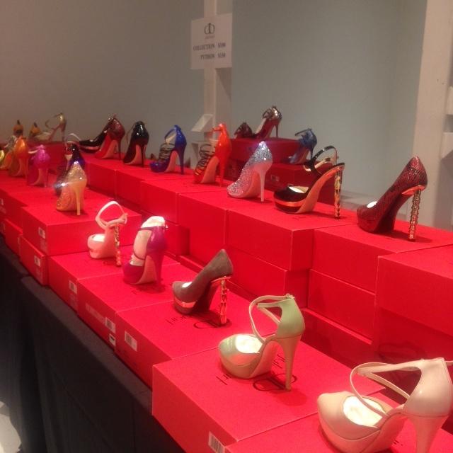 la perla sample sale shoes3.jpeg