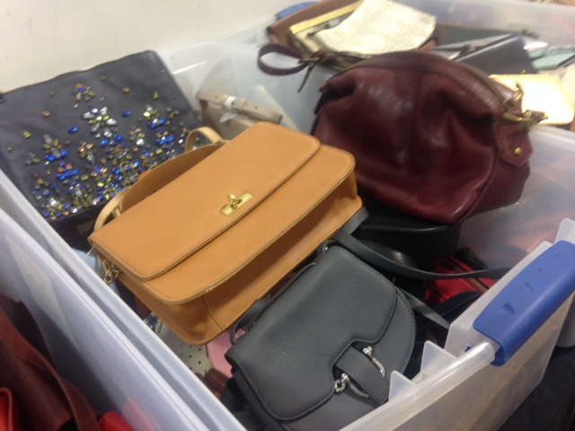 LEATHER BAGS $50/$90