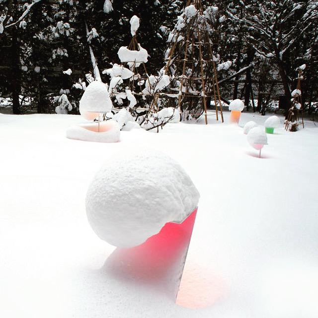 japanese artist winter wonderland