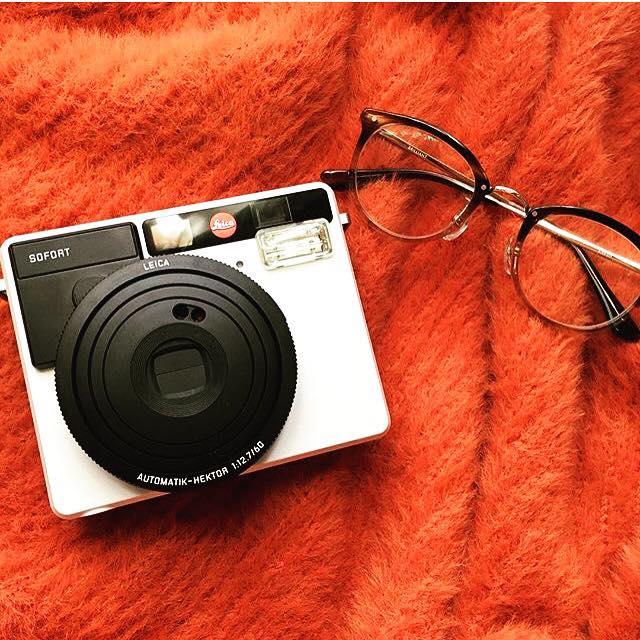 Leica sofort photography design