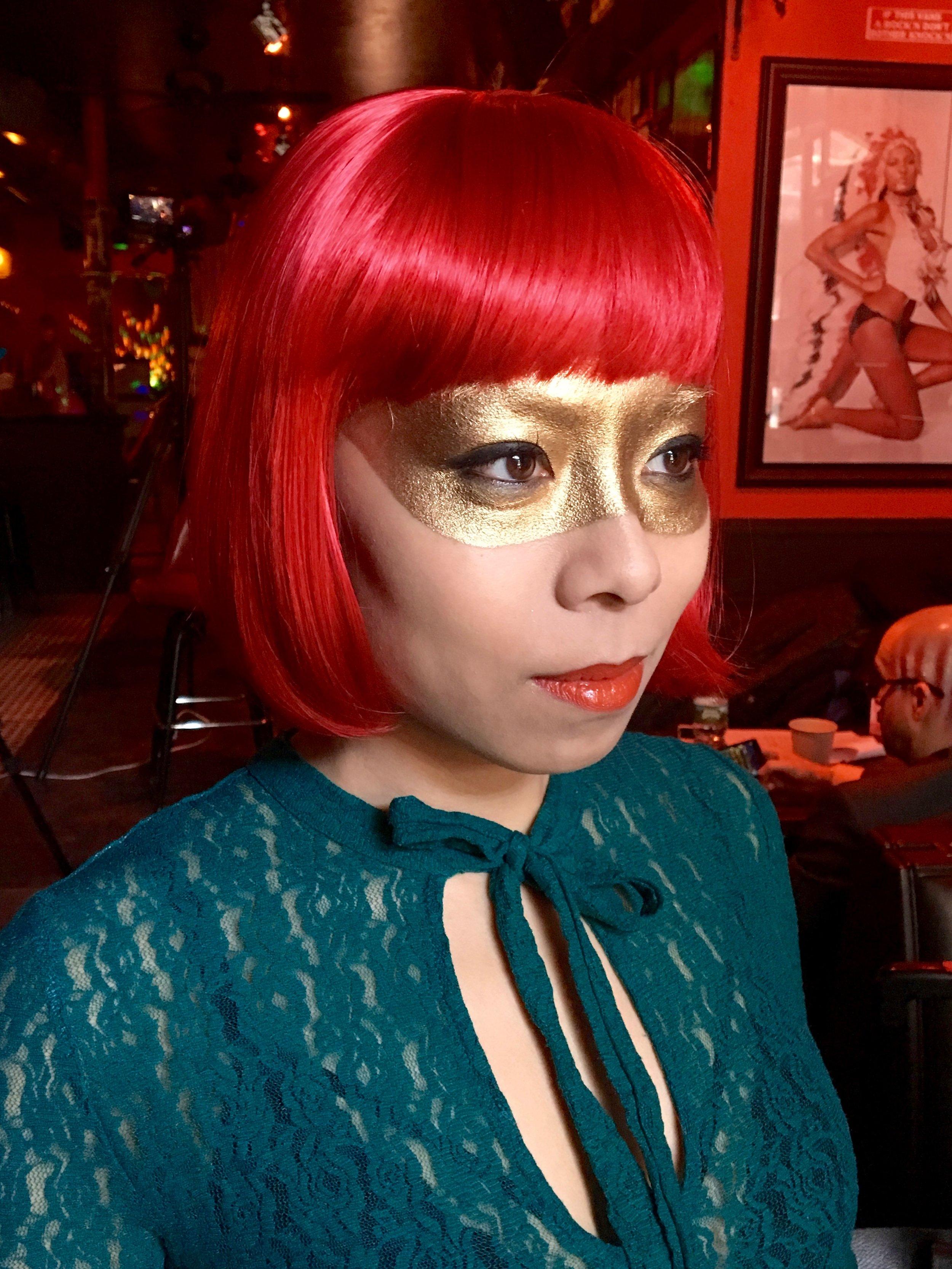 Film/TV: Character Makeup