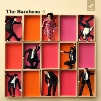 60. THE BAMBOOS - '4'  Tru Thoughts CD/LP TRUCD210 (TruThoughts) UK 2010  1. On The Sly 2. Turn It Up 3. You Ain't No Good 4. Red Triangle 5. Kings Cross 6. The Ghost 7. Up On The Hill 8. Never Be The Girl 9. Like Tears In Rain 10. Keep Me In Mind 11. Got To Get It Over 12. Typhoon