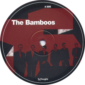 "41. THE BAMBOOS - 'I Don't Wanna Stop'  Tru Thoughts 12"" TRU144 (Tru Thoughts) UK 2008  1. 'I Don't Wanna Stop' (Marc Mac Grown Soul Remix) 2. 'I Don't Wanna Stop' (Marc Mac Grown Soul Remix Inst) 3. 'I Don't Wanna Stop' (A cappella) 4. 'Bring It Home' (Lanu Remix) 5.'Get In The Scene' (A cappella) 6. 'Bring It Home' (A cappella)"