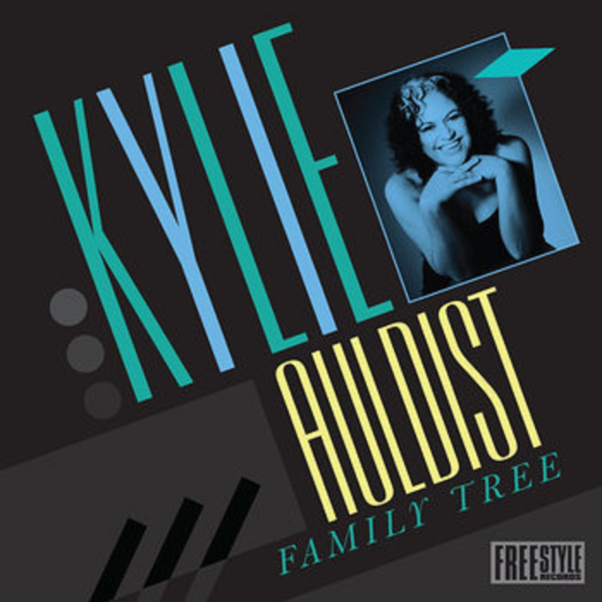 114. Kylie Auldist - 'family tree'    1. sensational 2. family tree 3. too easy 4. Saturday night 5. No change 6. Warming Up The Sun 7. Waste Of Time 8. Good Time Girl 9. Look Away 10. Rewards 11. Super Lucky CD/Digtal Freestyle FSRCD115 (Freestyle) U.K 2016