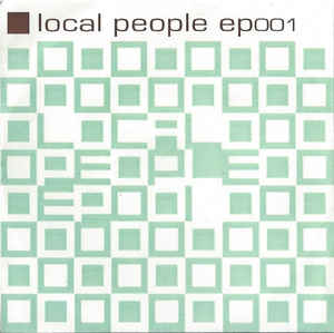 "2. Lanu – 'Outrigger' Ennio Styles & Lanu – 'Psybossa'  Local People 12"" EP-001 (Local People) AUS 2002"