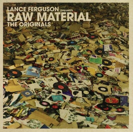 125. lance ferguson presents raw material: the originals  LP album (warner) aus 2017   1. make up your mind (feat. kylie auldist) 2. voyage to the future 3. fly by wire 4. love disguise (feat. fallon williams)  5. 2+1 (feat. kylie auldist) 6. Peuple de la nuit 7. somebody to hold (feat. kylie auldist) 8. yoshiko's theme 9. spiral