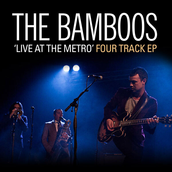 92. the bamboos - 'live at the metro'  digital ep (tru thoughts/inertia) AUs 2012  1. eliza 2. i got burned 3. keep me in mind 4. midnight