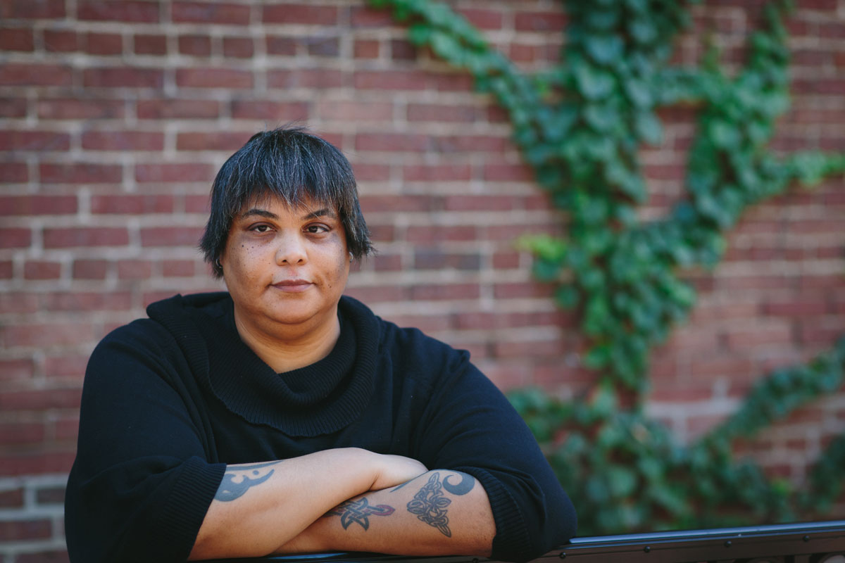 Featured Contributor: Roxane Gay     browcontribs :      Roxane Gay 's work is published in  Best American Short Stories 2012 ,  Best Sex Writing 2012 ,  New Stories from the Midwest 2011 and 2012 , the  Oxford American, Ninth Letter, Indiana Review, NOON, Brevity , and others.   Read Roxane's piece ' Alexander's Steakhouse ' in  TLB12 .