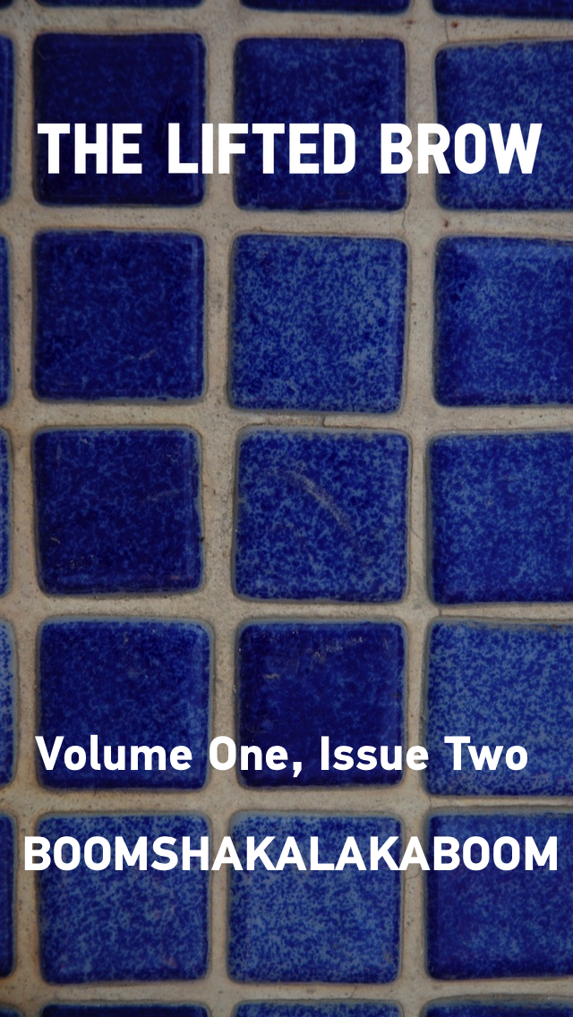 Volume One, Issue Two is OUT NOW  for your device.