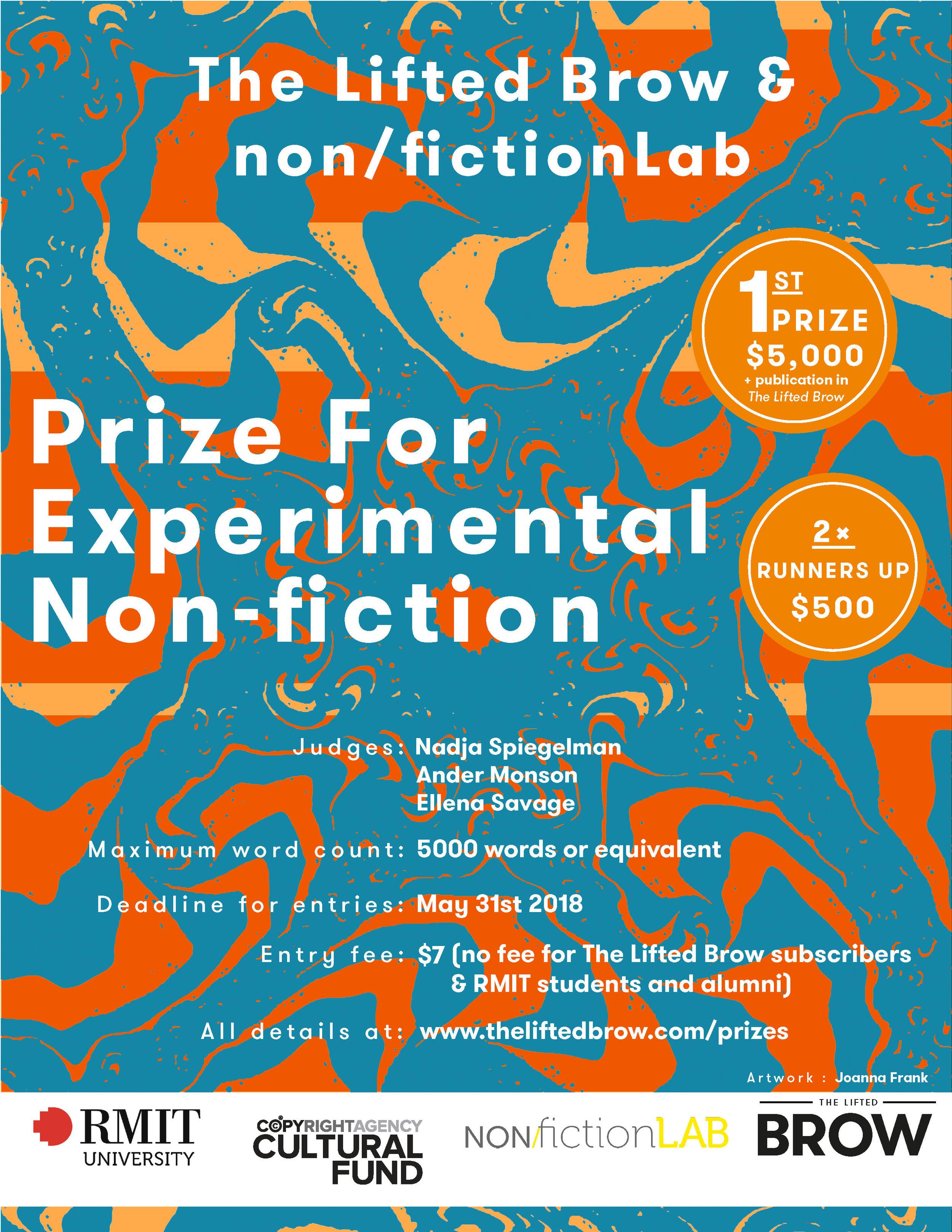 ExperimentalNon-FictionPrize_2018 - poster.jpg