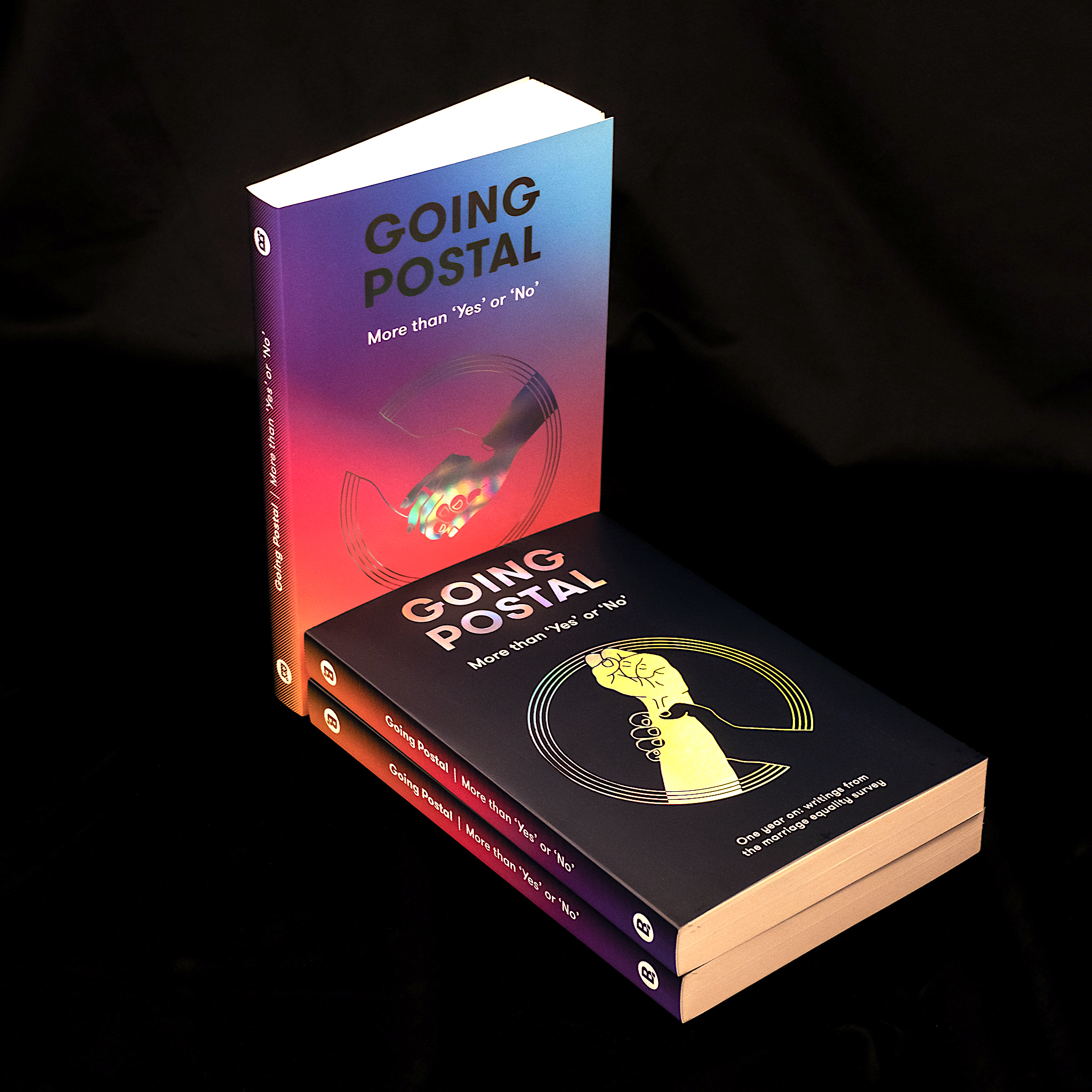 Out now:  Going Postal: More than 'Yes' or 'No'