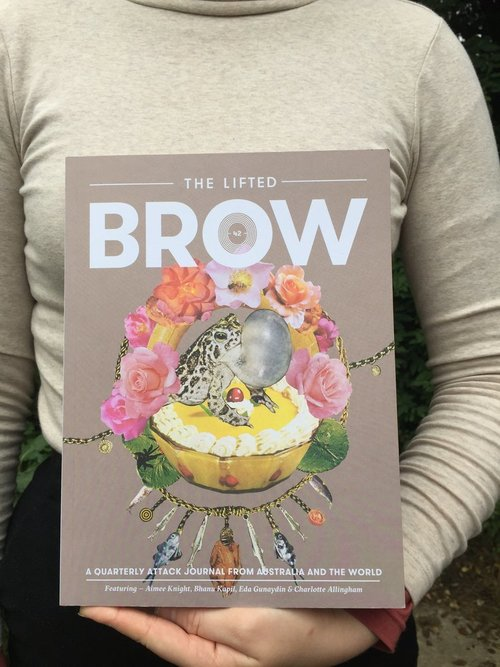 The Lifted Brow — The Lifted Brow