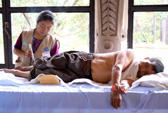 GHF's Partnership with Mayan Spiritual Guide Sebastiana Pol Suy