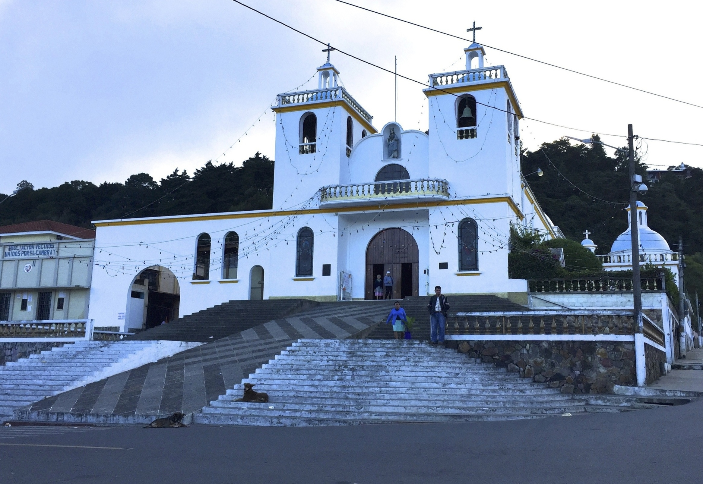 GHF Mobile Clinic Albergue Municipal (Temporary Homeless Shelter) ◆ Santa Catarina, Pinula Guatemala ◆ November 2015