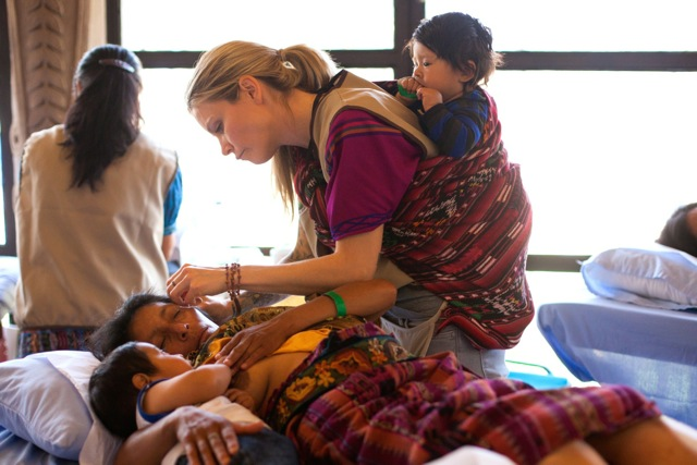 Teresa Wlasiuk Is Hooked on GHF Jornadas and Medical Outreach Work