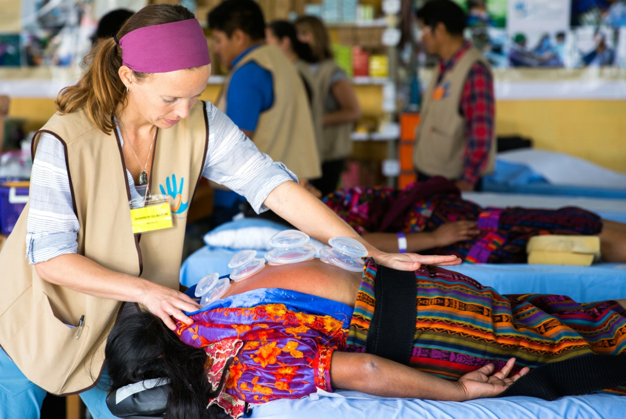 Hands, Cups, and Surfboards: Shannon Gilmartin's Diverse, Yet Effective Healing Modalities