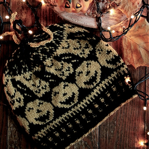 Halloween is Coming... By Knitting for Breakfast Image © Knitting for Breakfa