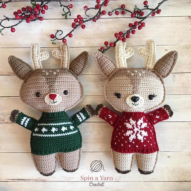 Image © Spin a Yarn Crochet