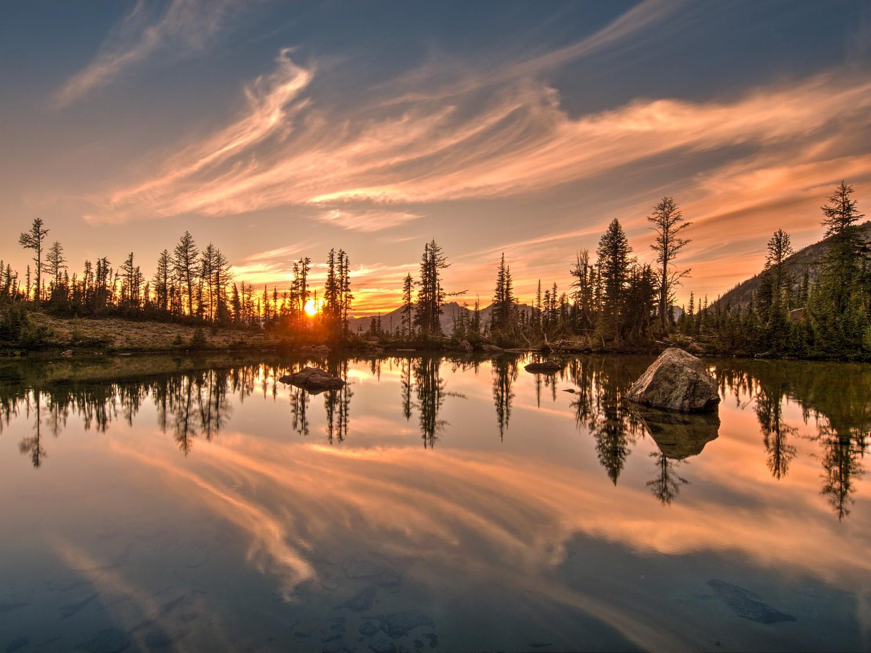 Lake Ann, Washington Cascades