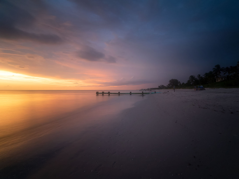 Gulf Coast sunset, Florida