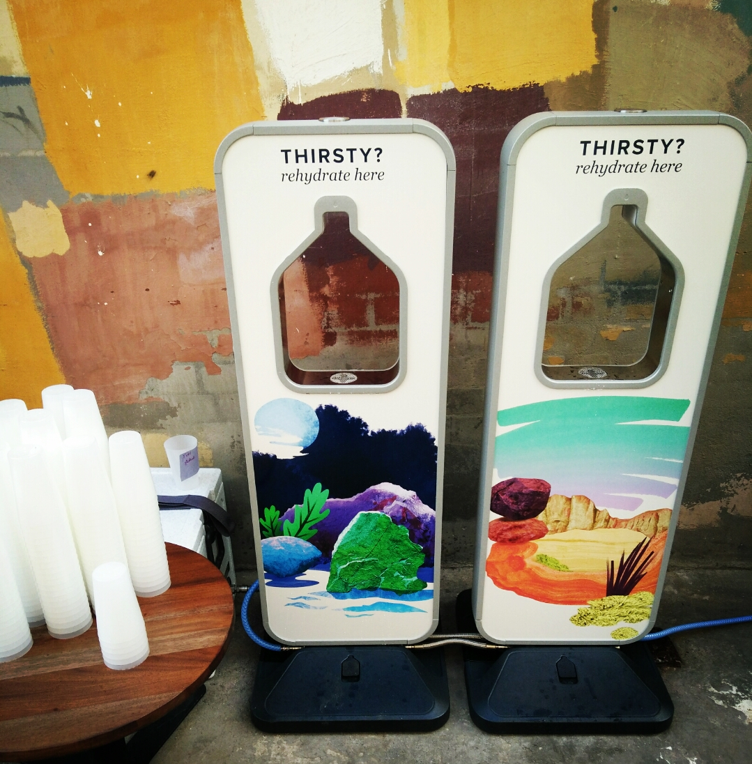 water-stations
