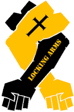 Locking Arms Logo