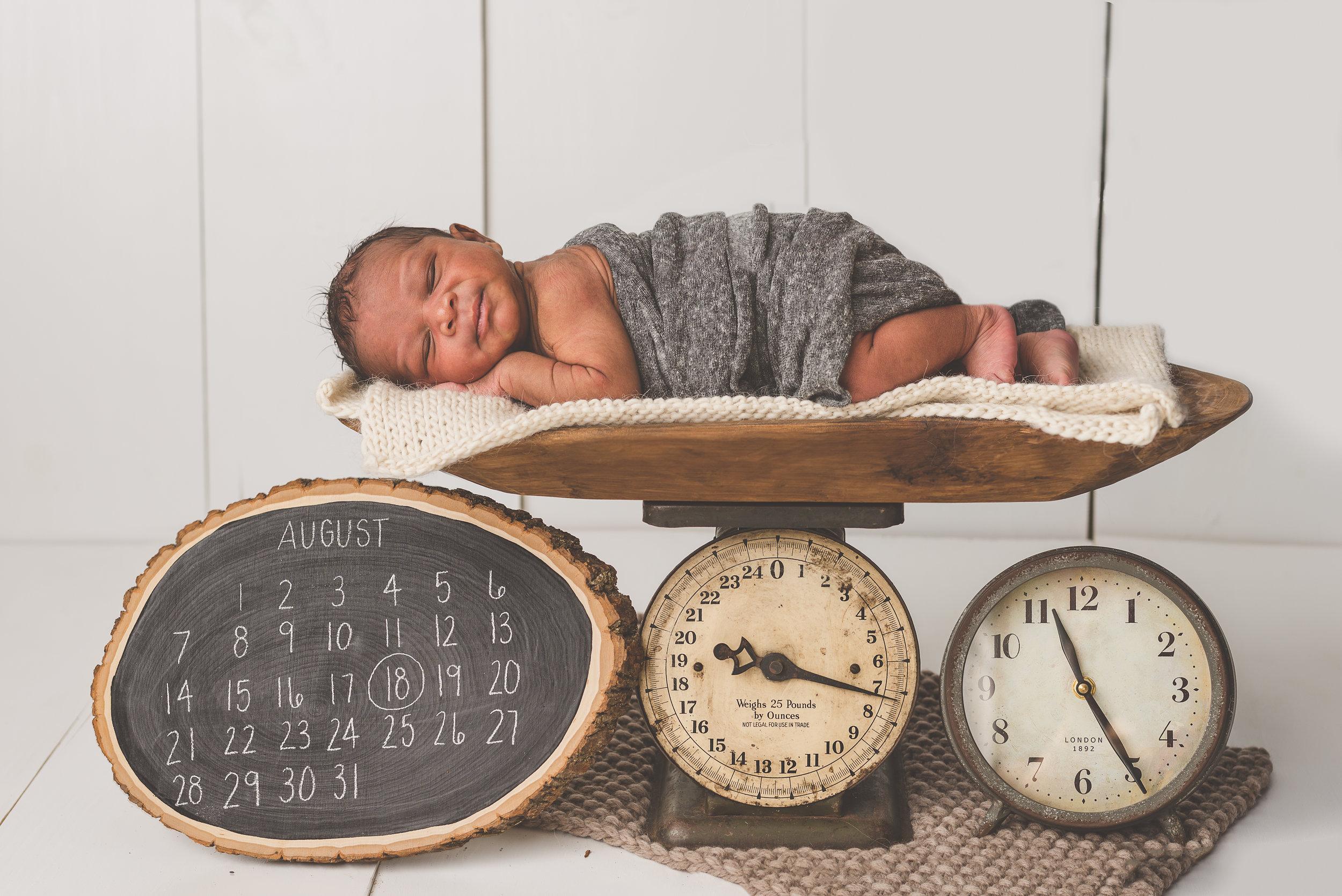Newborn Baby Boy   Bright Moon Photography   Greenville, SC