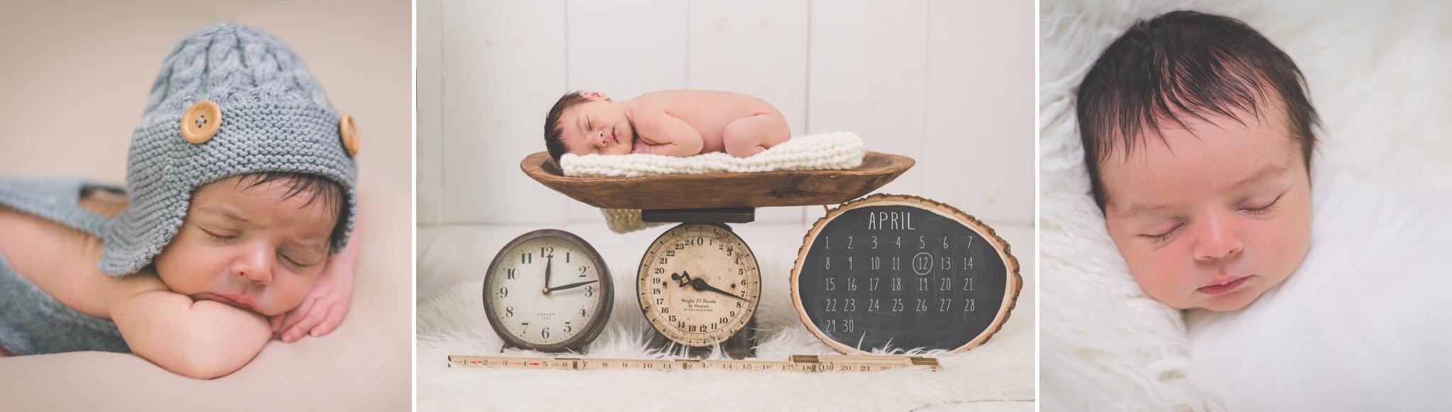 Bright Moon Photography | Greenville Newborn Baby Photographer