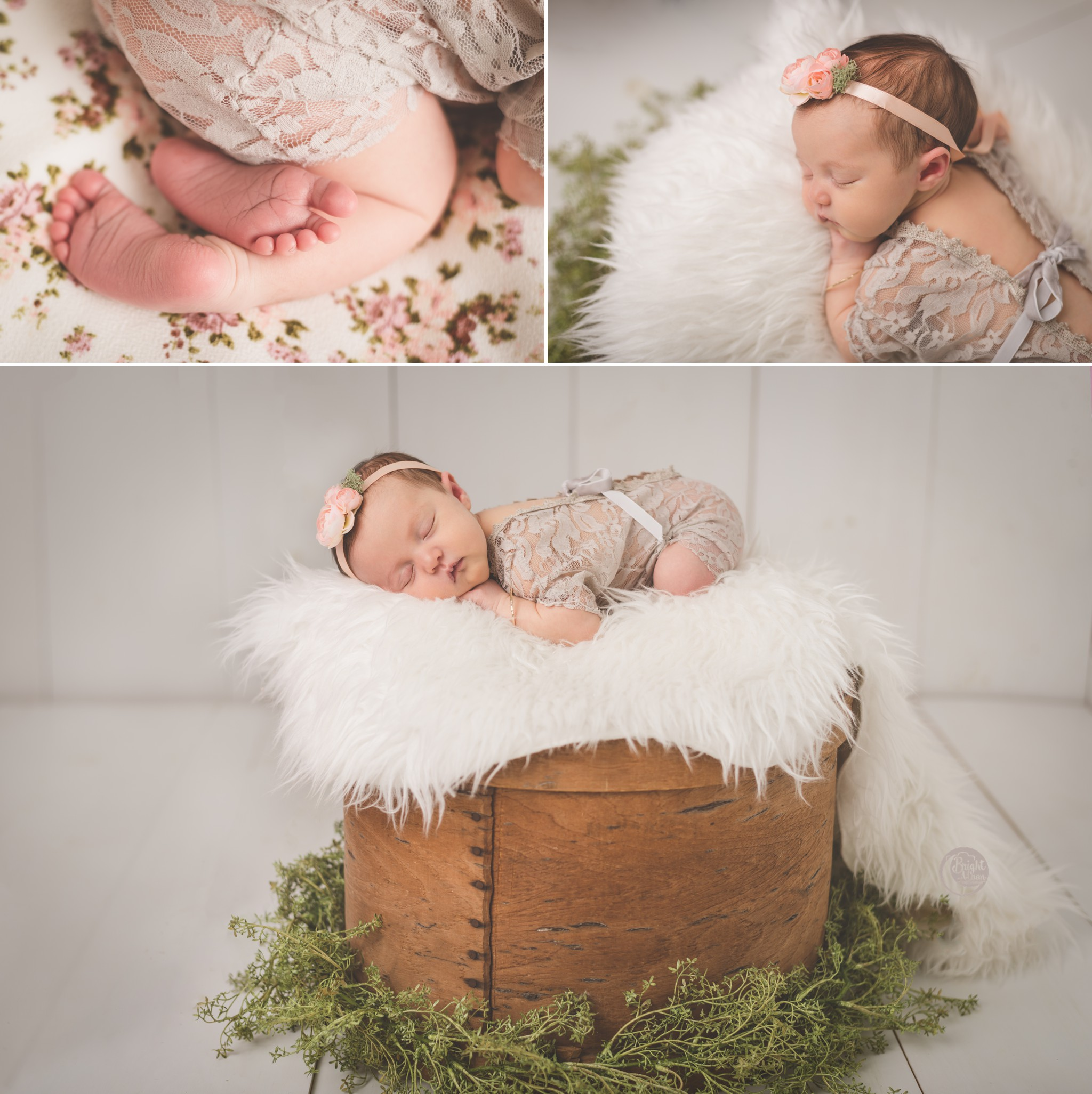 Tinsley Lane | Greenville Newborn Photographer | Spartanburg Newborn Photographer | Baby Photography