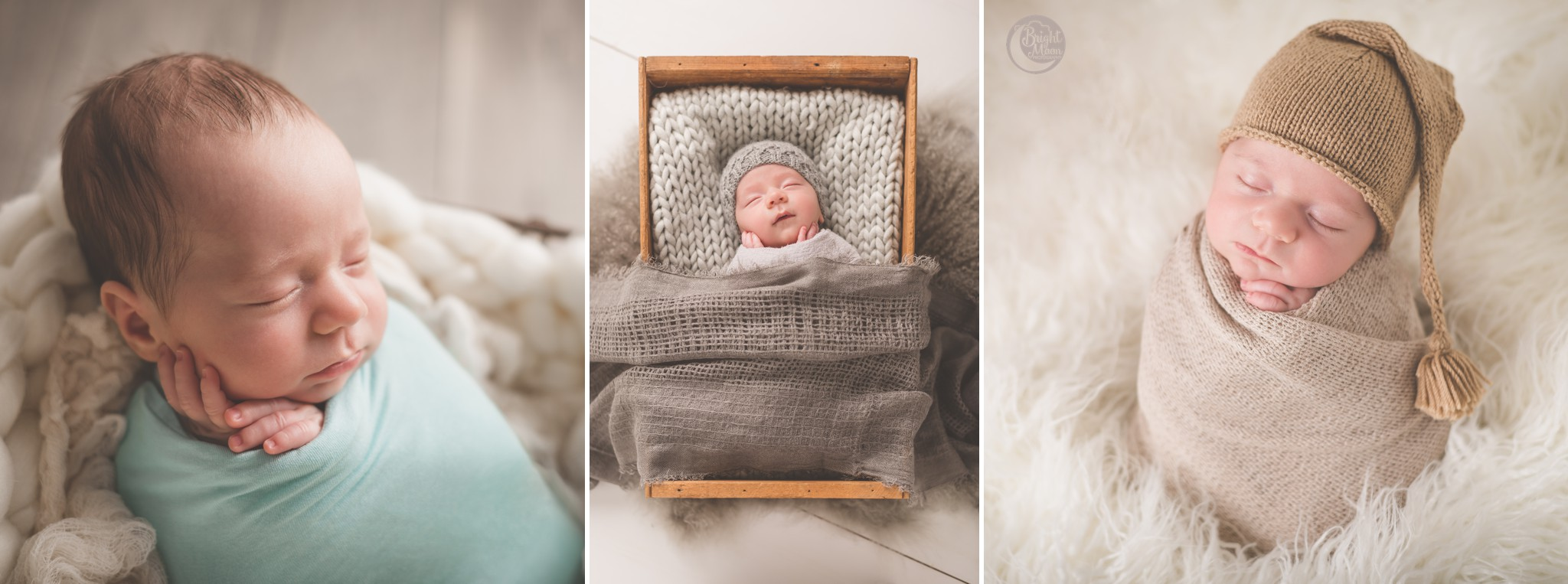 Bright Moon Photography | Greenville Spartanburg Newborn Baby Photographer | Baby Photography