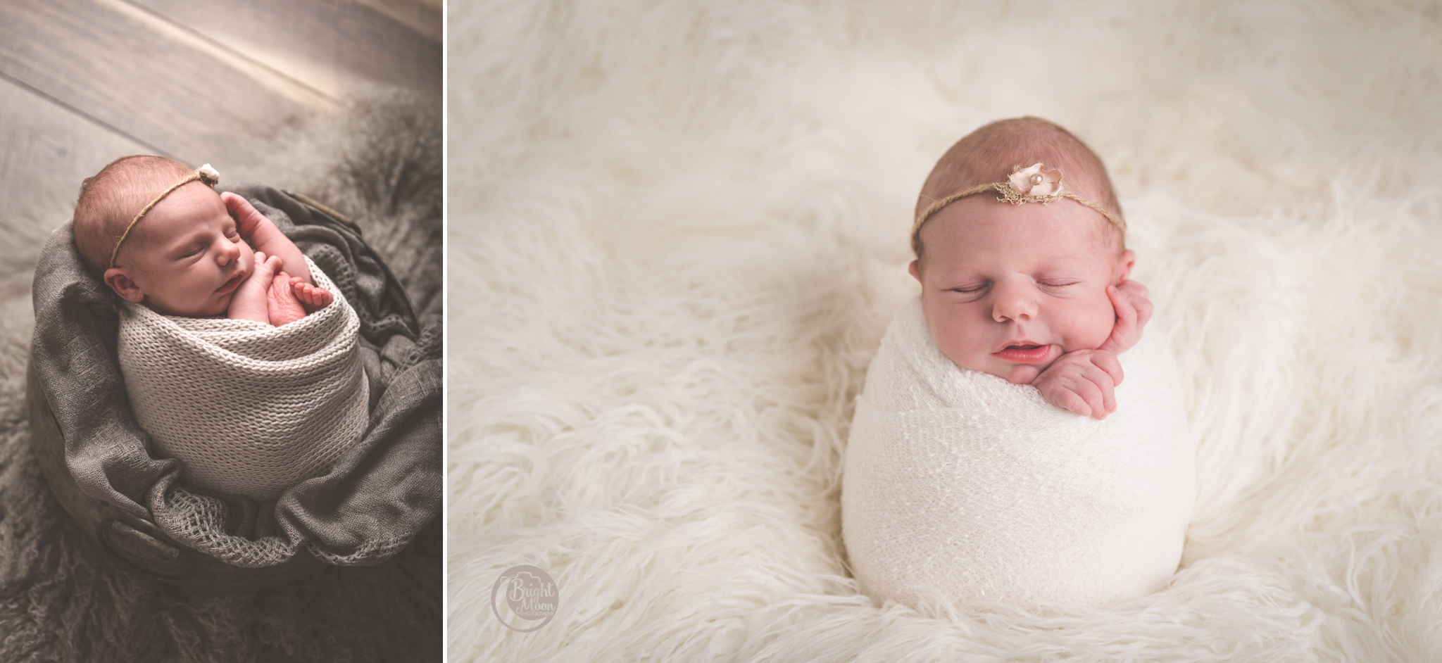 Bright Moon Photography | Greenville Newborn Baby Photographer | Spartanburg Newborn Baby Photographer