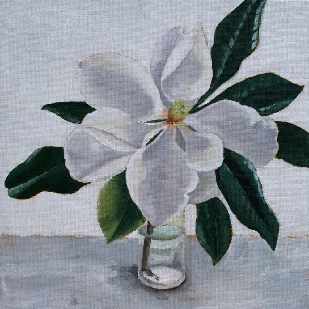 Single Magnolia - SOLD